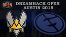 Vitality vs EG Map1 | Rainbow Six VODs | DreamHack Austin 2018 - Playoff (03.06.2018)