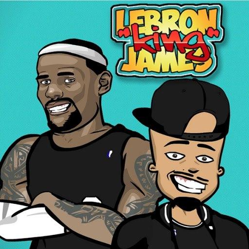 Dab альбом Lebron King James