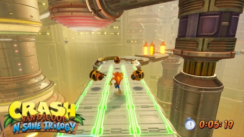 Future Tense Time Trial | Crash Bandicoot N. Sane Trilogy