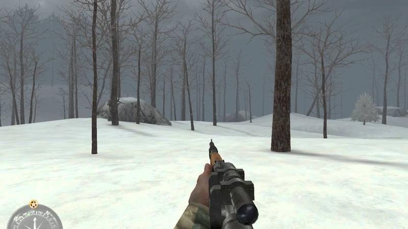 Call of Duty ☆БЕЗ РАНЕНИЙ☆ Хардкор прохождение 4 Союзная кампания