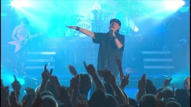 Scorpions-Live