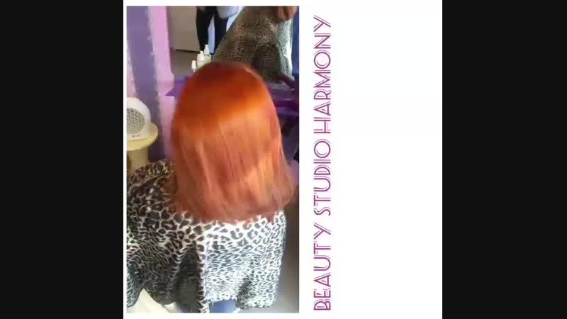 окрашивание волос курс парикмахеруниверсал😘