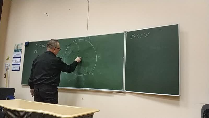 Последние два урока по астрономии - Часть 3
