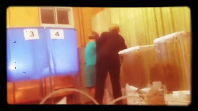 Кто и Как Голосует За Путина Партию Единая РоССия _ Выборы 20!8✔