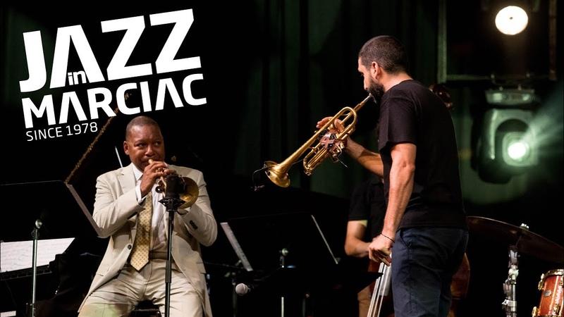 Wynton Marsalis Ibrahim Maalouf @Jazz_in_Marciac 2018