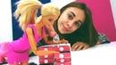 Кукла Барби и ее новый комод своими руками. Видео для девочек