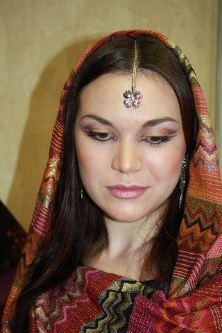 Tits of Ekaterina Andreeva