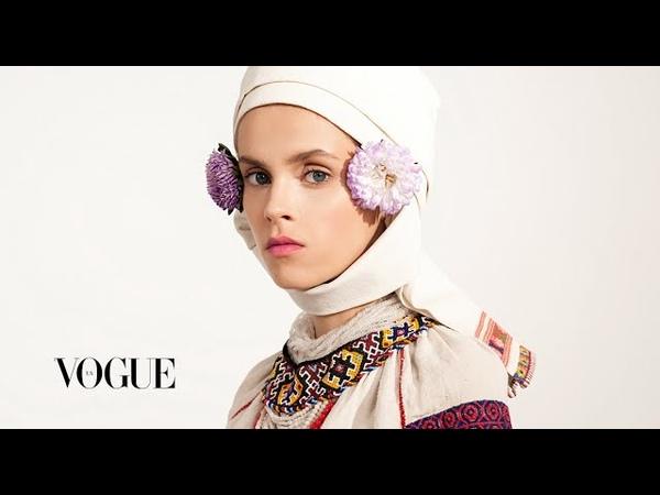 100 лет моды: 7 образов Украины   100 Years of Fashion: Ukraine