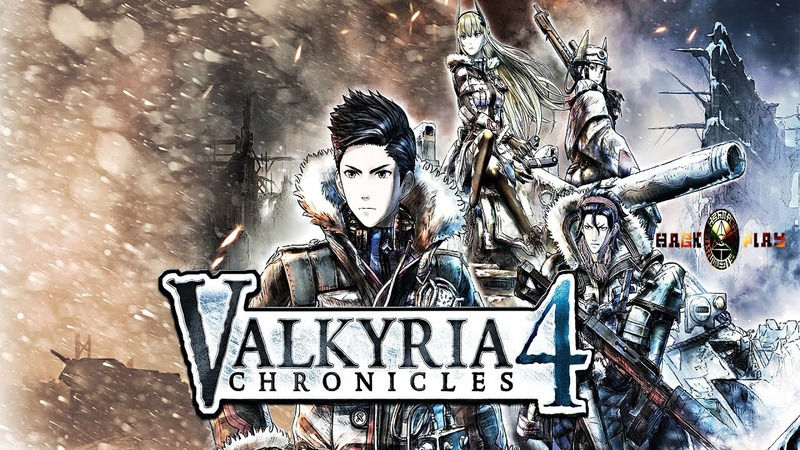 Valkyria Chronicles 4 Hack ^ Play
