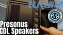 NAMM 2019 Presonus Hybrid Point Source and Line Array CDL Speakers