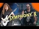 SYMPHONY X - Serpents kiss / HD Remastered - Live 2016/18