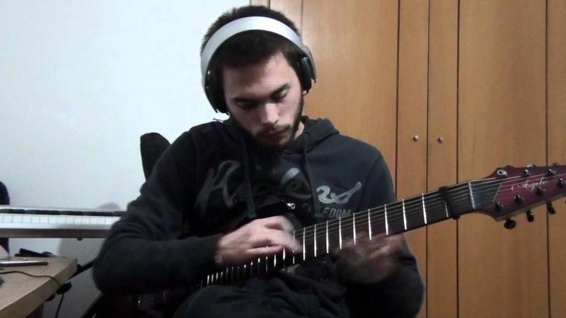 Avicii - Levels (Skrillex Remix) Guitar Cover