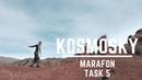 Kosmosky marafon task 5 The Mountains