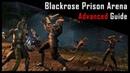 Blackrose Prison Arena Advanced Guide
