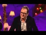 Tom Hiddleston on the Show Chatty Man on 1st November 2013