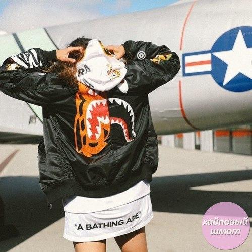Куртки BAPE -