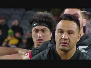 "Maori haka. группа ""регби"""