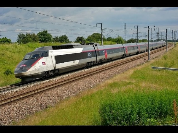 Les Différents Types de TGV (Trains SNCF) - The Different French High Speed Train