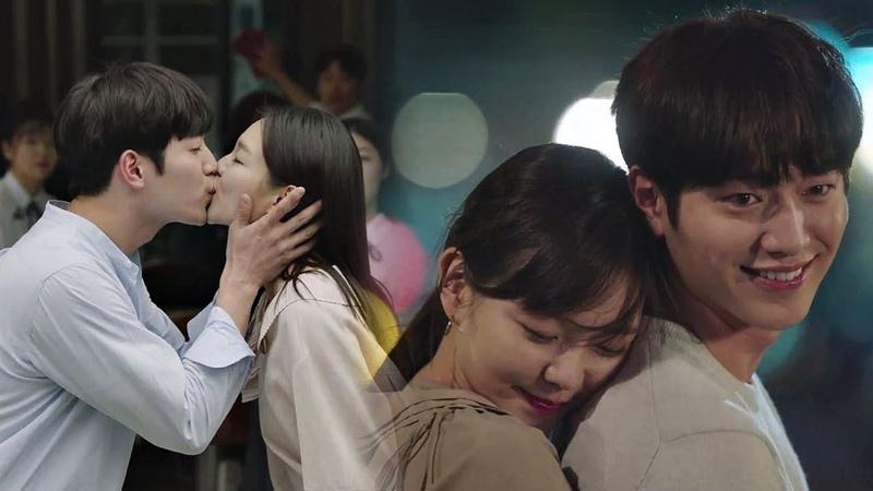 만나면 쪽쪽쪽! 지난 시간만큼 꽁냥거리는 서강준(Seo Kang Joon)♡이솜(Esom) 제3의 매력(The T