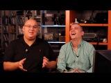 Марафон GTA 5 - эпический обзор GTA V от Александра Кузьменко и Антона Логвинова (часть 1)