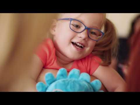 Благотворительная акция Эксимер дарит очки детям