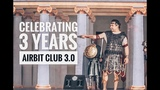 Celebrating 3 years. Panama. AirBit Club PRO100BUSINESS