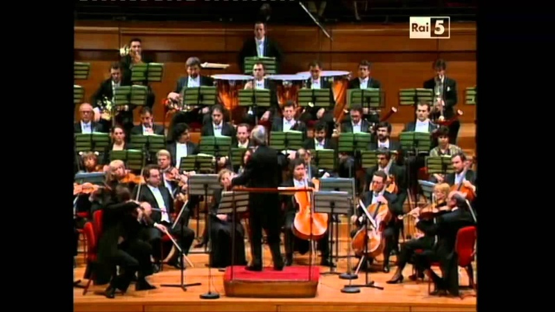 BRUCKNER Symphony No 9 OSN RAI video 1996 ®