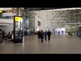 Новый аэропорт в Крыму открыт. Симферополь, 18 апреля 2018 года