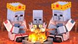 Alien &amp Villager Life FULL ANIMATION - Minecraft Animation