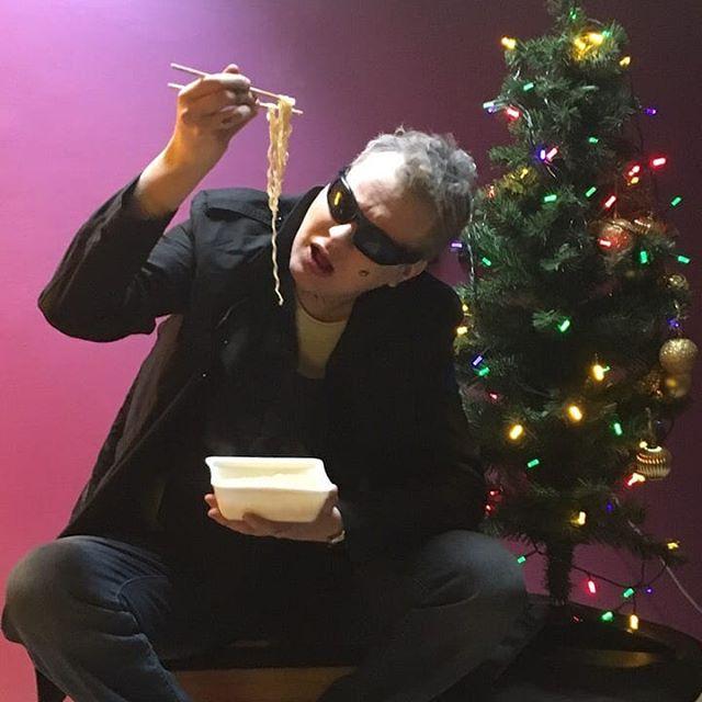 Юрий Хованский: Когда обедаешь прямо на съемках