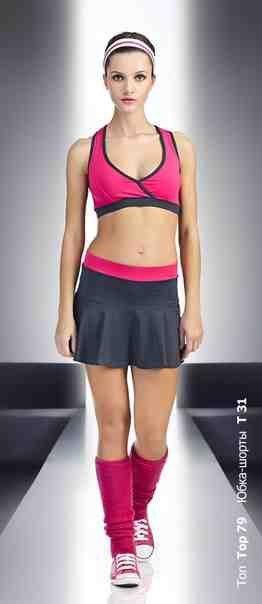 спортивная одежда ttfy