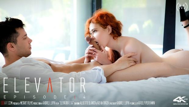 SexArt - Elevator Part 4