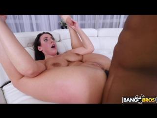 Angela White [ SalfetkaHD21+ ][ Full HD 1080, BB, Anal, Big Ass, Big Tits, Blowjob, Doggystyle, Interracial, New Porn, 2018 ]