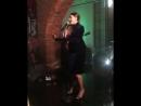 Беременная Регина Тодоренко танцует на шпильках