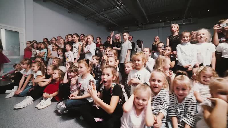 Открытие школы танца Евгения Осотина Поколение Dance 11 10 2018