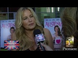 AUSTENLANDs Jennifer Coolidge talks about 2 Broke Girls and Stand-up Comedy!