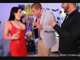 Brazzers sex. Fappy New Year Angela White & Xander Corvus RWS Real Wife Stories 31.12 2018 ( Big ass, Big dick, Pussy )