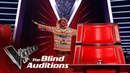 Jennifer Hudson's 'The Impossible Dream The Quest ' Blind Auditions The Voice UK 2019