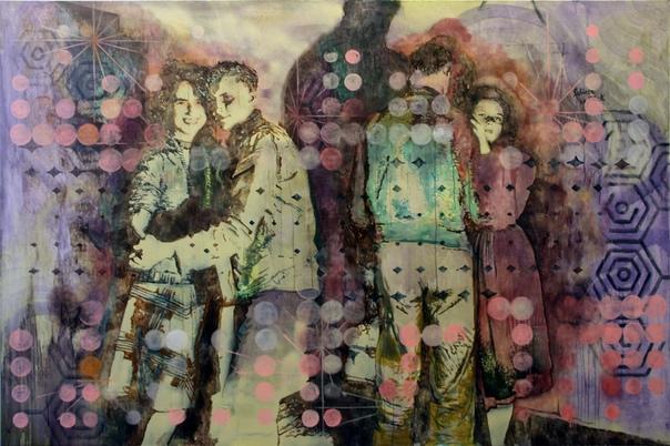 Miriam Vlaming ( 18. 09.1971 г.р. ) — голландская художница. Живет и работает в Берлине.