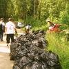 Уборка в Ржевском лесопарке 27 апреля!