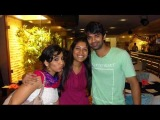 Barun & his real wife pashmeen pictures
