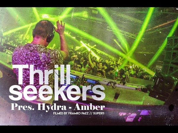 The Thrillseekers Pres. Hydra - Amber