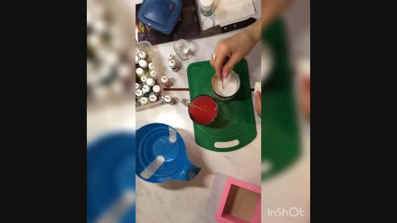 Свирл- земляничный тортик 🍓😋🍰