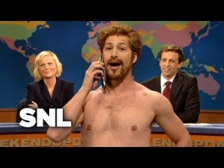 Update: The Naked Guy - Saturday Night Live