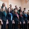 Камерный хор Колледжа имени Гнесиных под управле