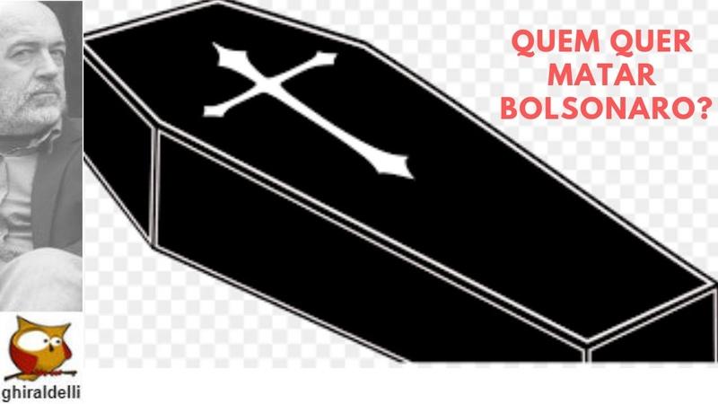 Bolsonaro está mesmo marcado para morrer pelos seus próximos?