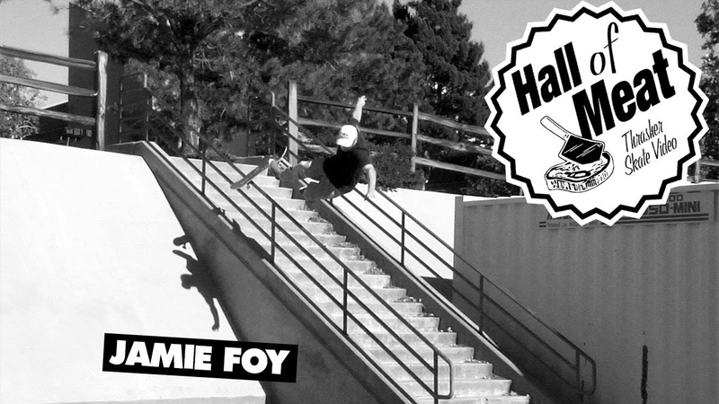 Hall of Meat Jamie Foy