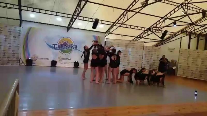 Мастерская танца ночные страхи