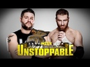 NXT TakeOver Unstoppable Kevin Owens vs Sami Zayn Highlights