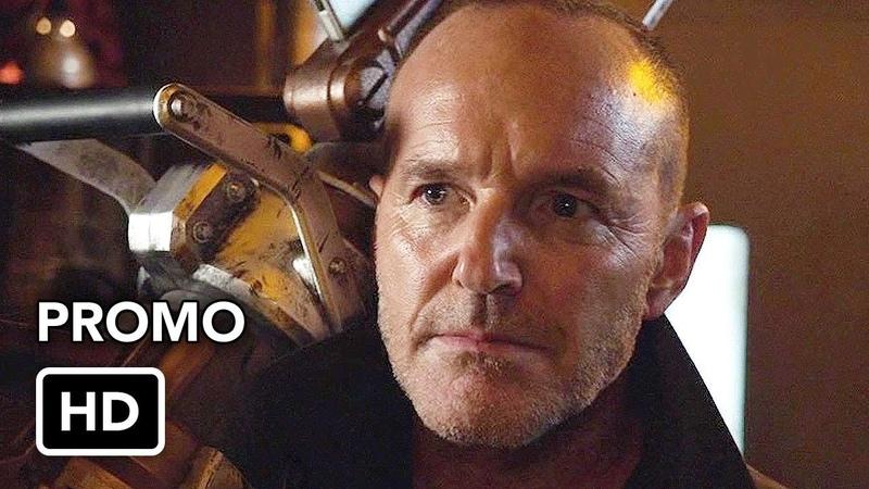 AGENTS OF S.H.I.E.L.D. 6x02 Window Of Opportunity Promo [HD] Clark Gregg, Chloe Bennet